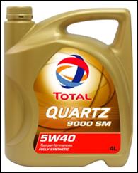 Quartz 9000 Energy 0W40