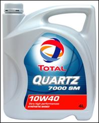 Quartz 7000 SN 10W40