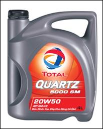 Quartz 5000 SN 20W50