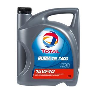 VRubia Tir 7400 15W40