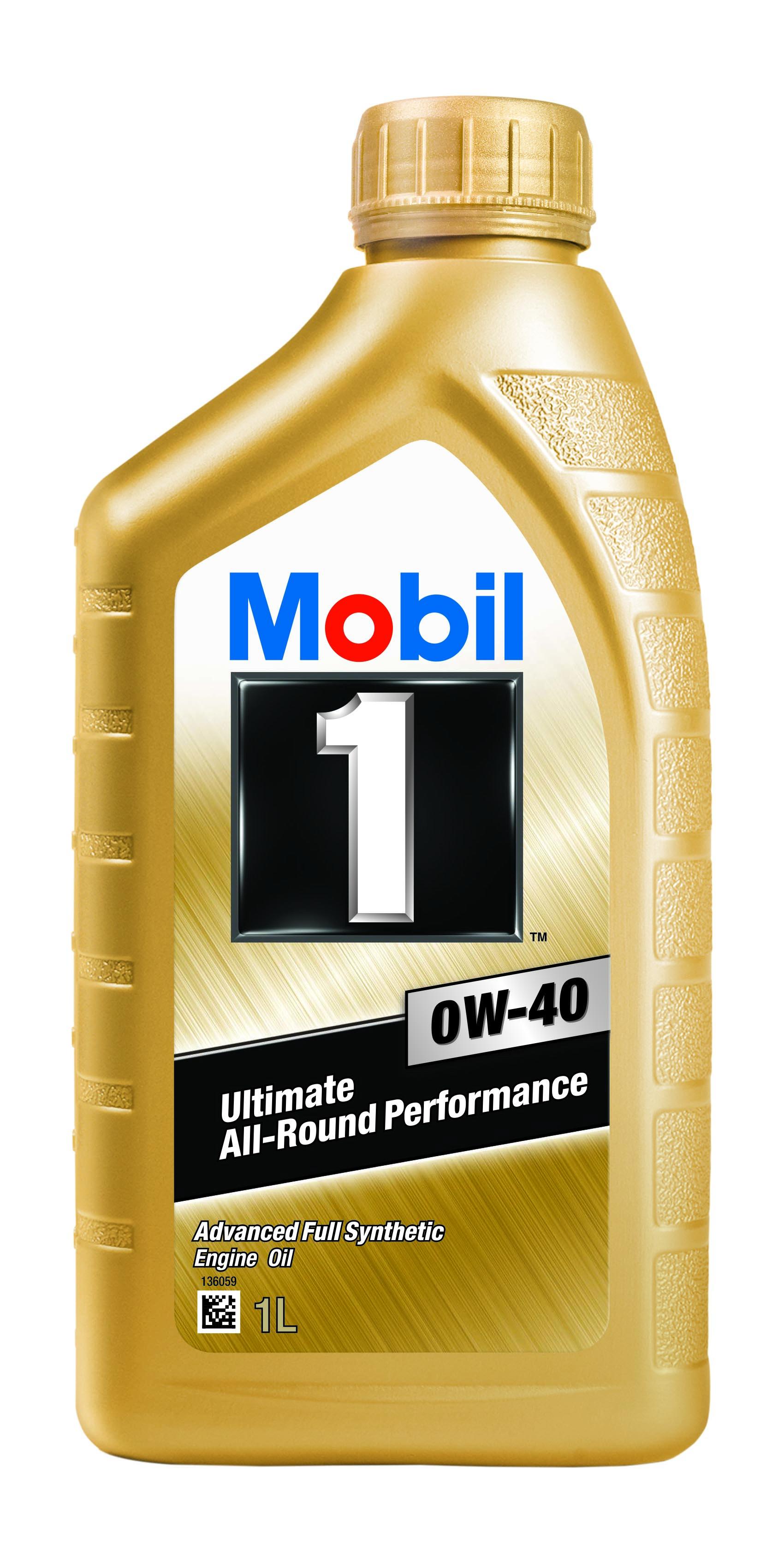 Mobil 1 0W40 PEP