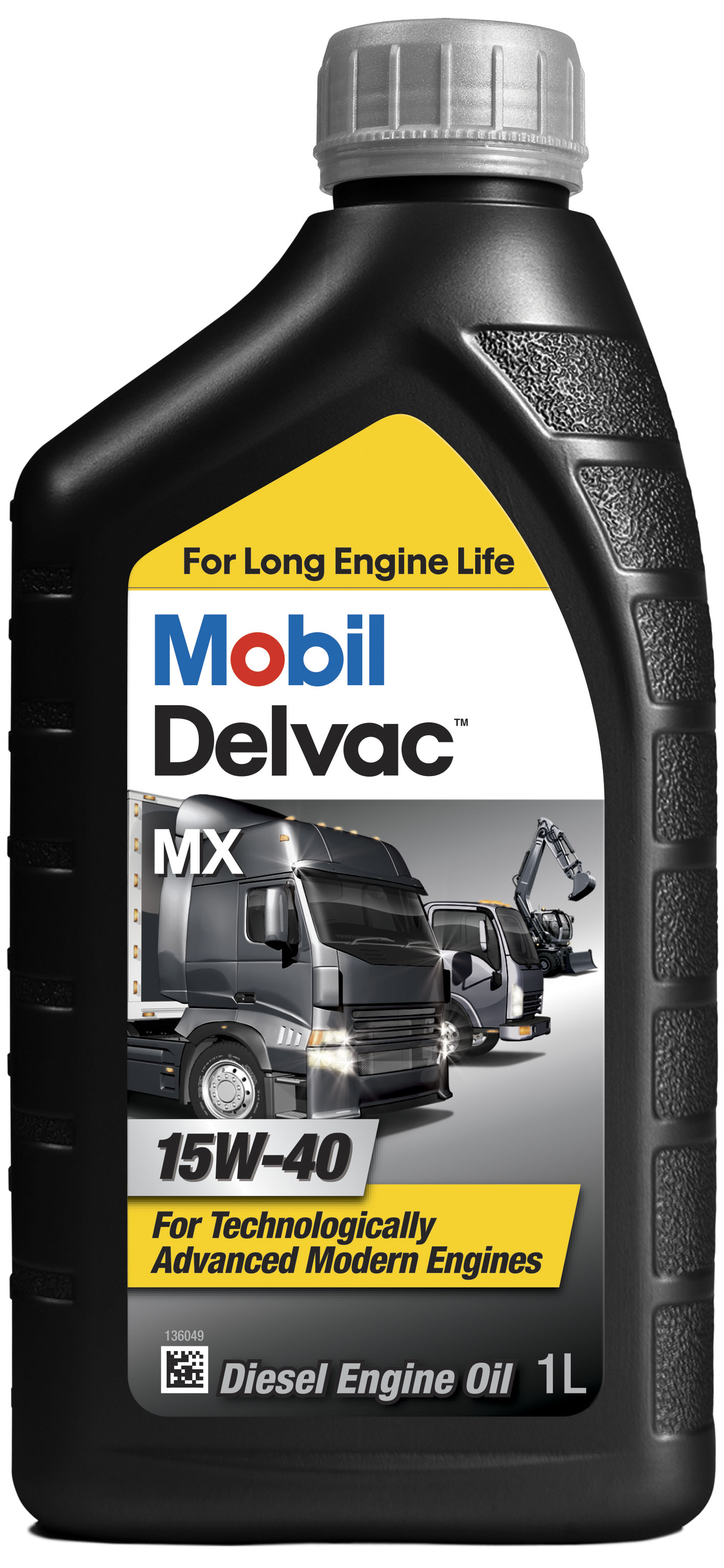 Mobil Delvac MX 15W40 PEP