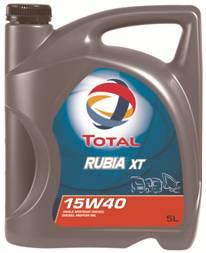 Rubia XT 15W40/20W50